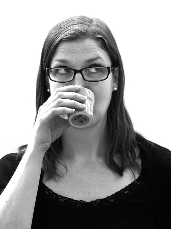 Caroline Östman - Grafisk formgivare